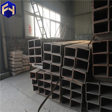 rhs shs ! round pipe welding fence panels mild steel square hollow sections