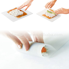 Food Grade FDA Silicone Sushi Tray/Sushi Rolling Mat for Sushi Making