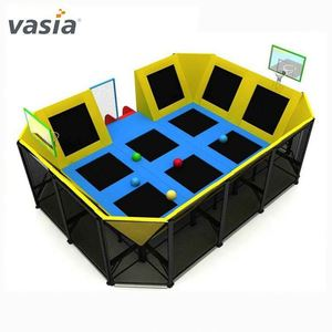 Wholesale Gym Equipment Large Commercial Indoor Trampolines for rent