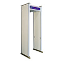 High Sensitivity Walk Through Metal Detector MCD-800A With 8 Detection Zone For Sale