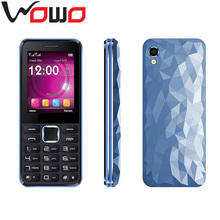 Low Price Nice 2.4 inch New Blu Model Feature Mobile Cell Phone