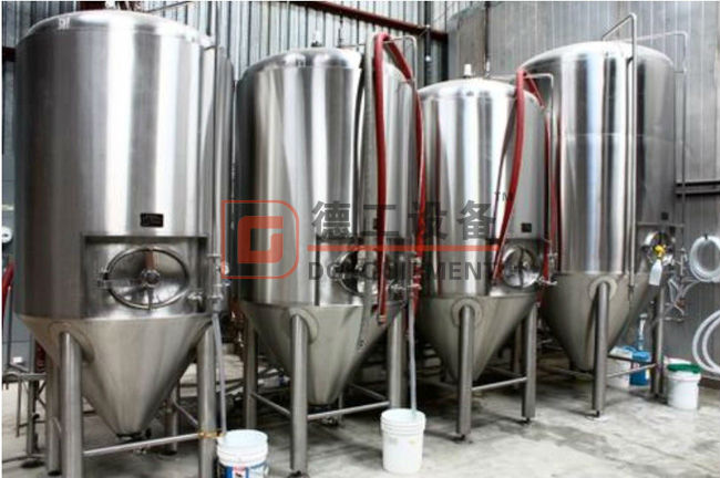 Industrial Beer Brewing Equipment, Beer Making Machine