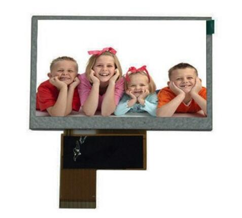 Transparent 4.3 inch 480x272 tft lcd display