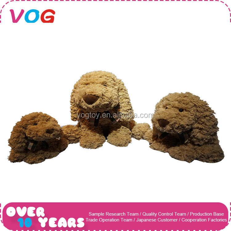 Free sample plush dogs factory wholesale animal stuffed soft toys