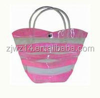 2015 cheap promotional clear vinyl pvc messenger bag pvc bag cosmetic bag