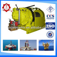 10 ton air winch with speed control/clockwise and anti-clockwise function/anti-explosive funtion