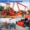 Precast concrete culvert pipe steel mould machine