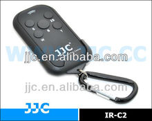 JJC Infrared Remote Control IR-C2 replaces RC-1 and RC-6 for Canon EOS Rebel XT
