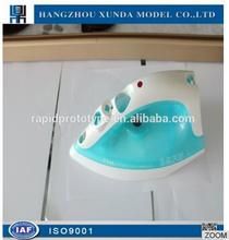2015 continued selling and excellent plastic cnc machining household electric iron prototype