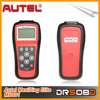 All in 1 Autel MaxiDiag MD801 Universal Diagnstic Scanner For Cars