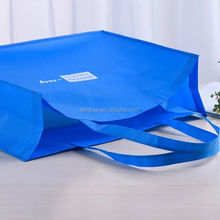 Customized Printing LOGO Cheap Reusable non-woven fabric Shopping Bag