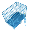 customzied size wholesale foldable wire mesh dog crates