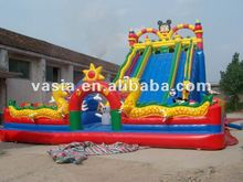Cheap inflatable bouncer for sale/Kids outdoor inflatable bouncer
