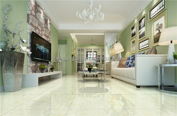 Price of floor tile porcelain 20x20,nano polished porcelain tiles