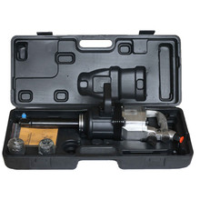 "UN-550A 1"" professional air wrench pneumatic tools with kit"