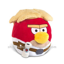 Angry Red Bird Stuffed Toys