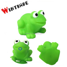 wholesale fisher price baby rubber frog squirt rubber forg bath toy