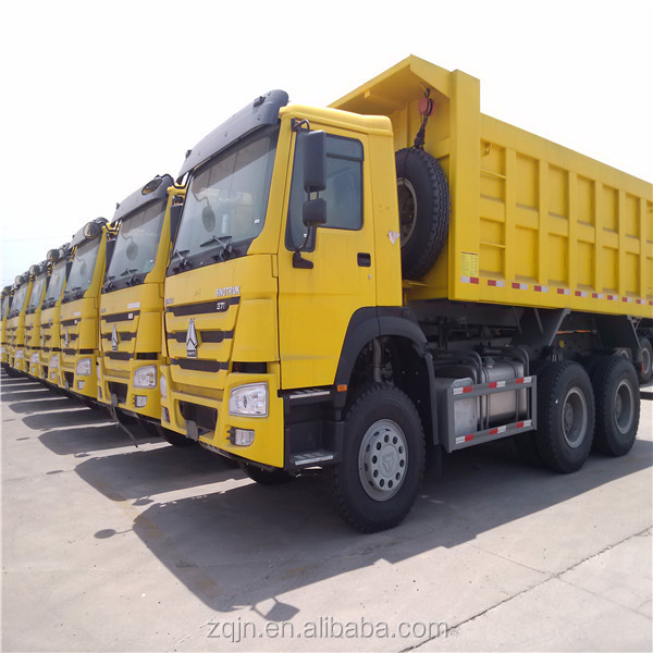 SINOTRUCK howo 371 camion