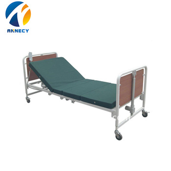 AC-EB018 Metal Material and Hospital Bed Specific Use best medical nursing bed