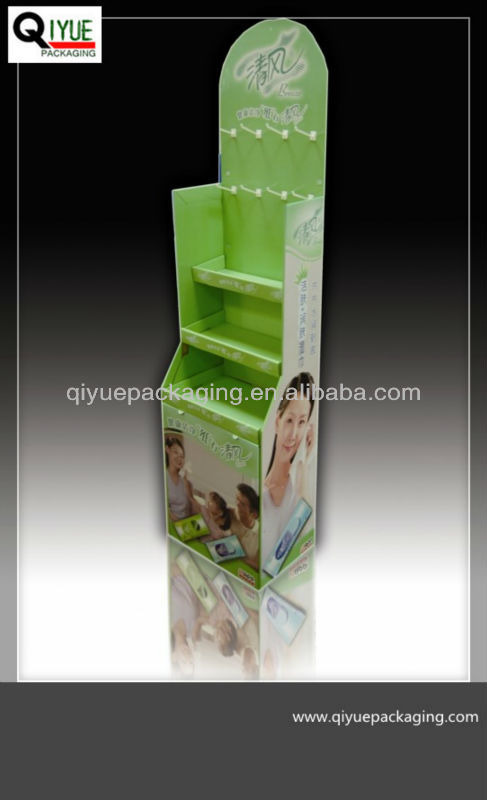 cardboard trade show display stand,t shirt display stands