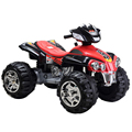 Popular electric car for kids to drive, with big wheel strong power toy quad, kids favorite toy for fun WD5128A