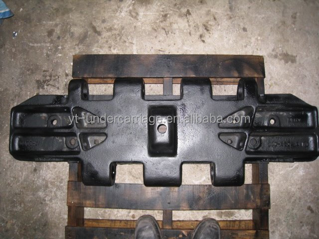 IHI crawler crane track shoes for CCH300,CCH400,CCH500,CCH700