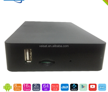 best sale DVB-S2 satellite decoder support IPTV+IKS+Youtube+3G