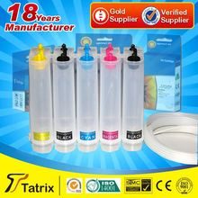 CISS Ink System T1711 Series for Epson T1711 T1712 T1713 T1714 With Chip With Ink Or Without Ink Use for Epson XP-103