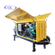 Factory price diesel Engine Hydraulic Trailer Concrete Pump for sale