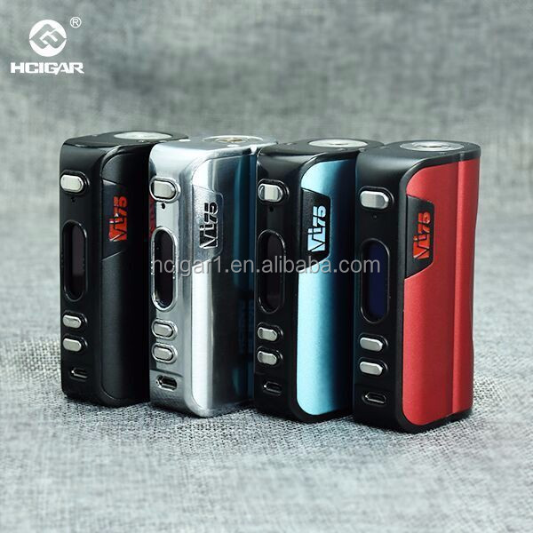 2016 newest Hcigar VT167 box mod authentic EVOLV DNA 200w Chip Hcigar VT box mod wholesale
