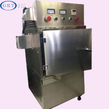 With high-efficiency spirulina microwave dryer machine