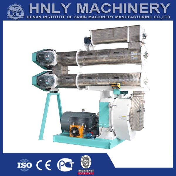 poultry feed machine / animal feed pellet making machine