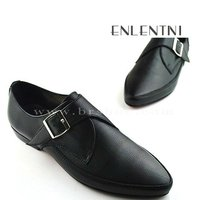 New style brand men dress leather shoes old men shoes