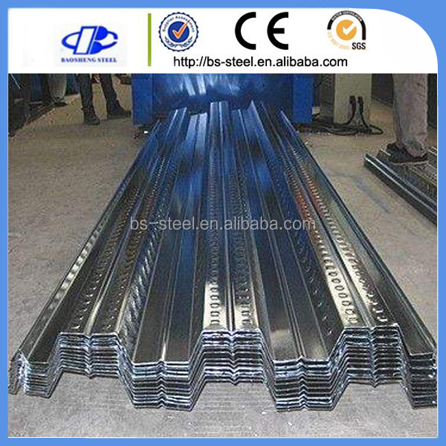Building Materials Galvanized Steel Floor Decking <strong>Sheet</strong>