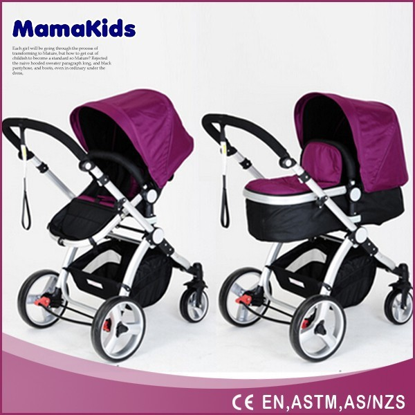 EN 1888 Approved baby 3 in 1 stroller baby pram poland