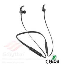 Hot sale mobile disposable oem stereo anc noise cancelling wireless bluetooth sports earbuds earphone speaker from Shenzhen