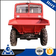 Diesel Engine Driving FCY20 site dumper with Hydraulic tipping hopper