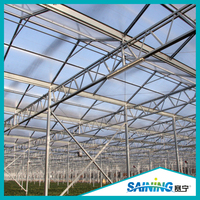 polycarbonate solid sheet and aluminum frame carport