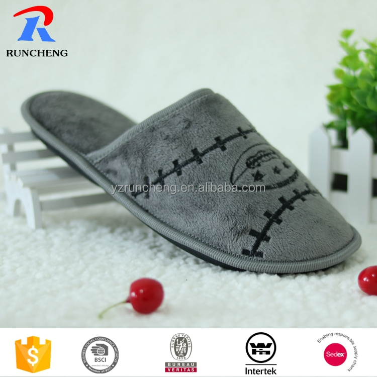 man fancy wholesale 2016 super comfortable men slippers