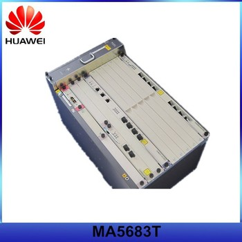 Huawei FTTH Optical Line Terminal Equipment GEpon OLT MA5683T