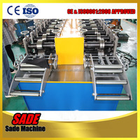 High quality light steel frame light keel roll forming machine /production line for sale
