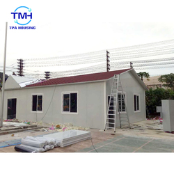 Steel Structure Flat Pack Modular Homes Prefab Houses For Sale In Istanbul