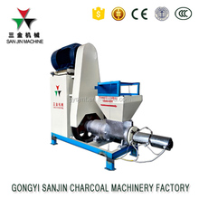 NEW type wood molding machine barbecue Charcoal briquette press machine