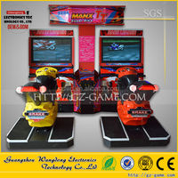 2016 new racing gaming machines/amusement park city racing arcade machine