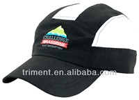 Classic microfiber soft breathable mesh sports cap