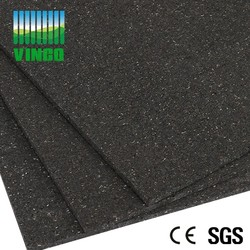 Rubber Soundproofing Damping Reduce Floor Mats