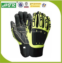 HTR Anti Vibration Gloves Shock Resistant And Anti Impact Mechanics Working Gloves