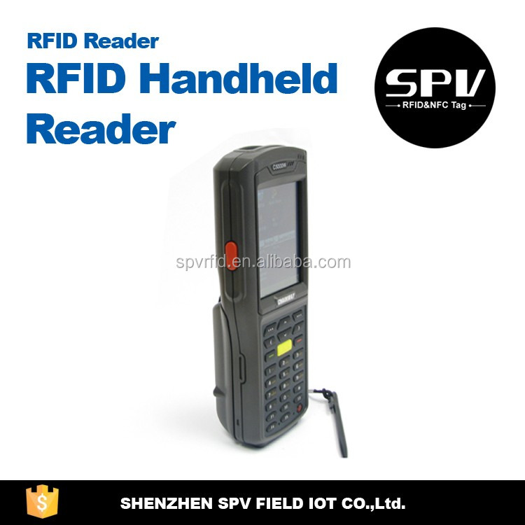 USB HF RFID Reader 13.56MHz Android Readable and Writable NFC Reader