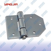 Shipping container parts dump truck trailer door hinges