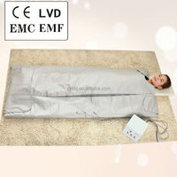 china supplier Low voltage 3 ozone dome body slimming sauna bag